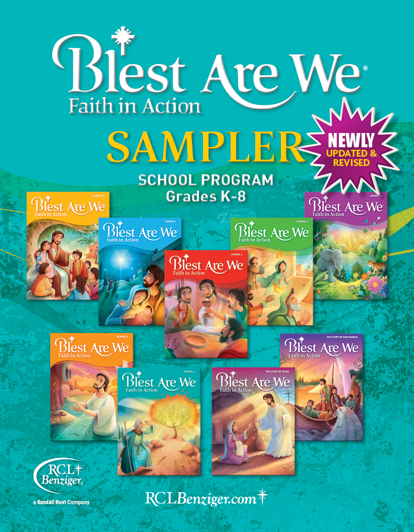 Blest Are We Faith in Action – School Sampler