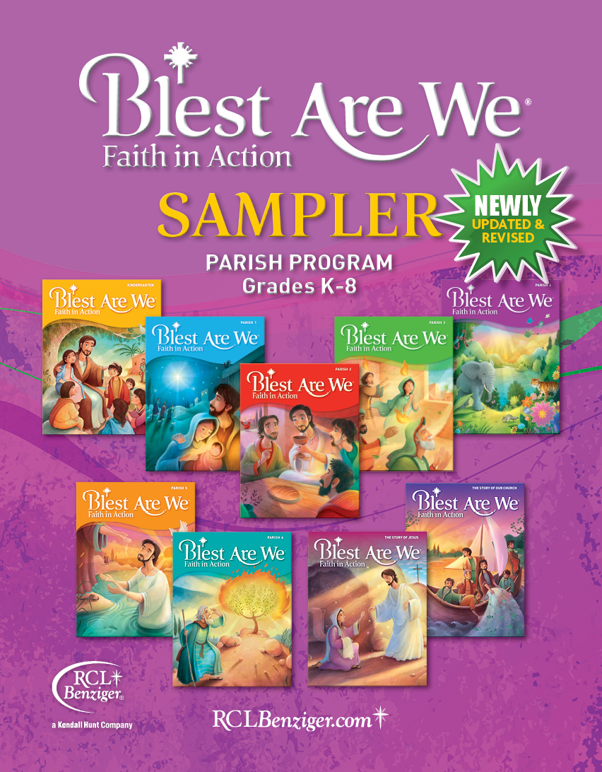 Blest Are We Faith in Action – Parish Sampler